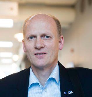 STØTTER POLITIET: Stortingsrepresentant og Høyres justispolitiske talsmann, Anders B. Werp.