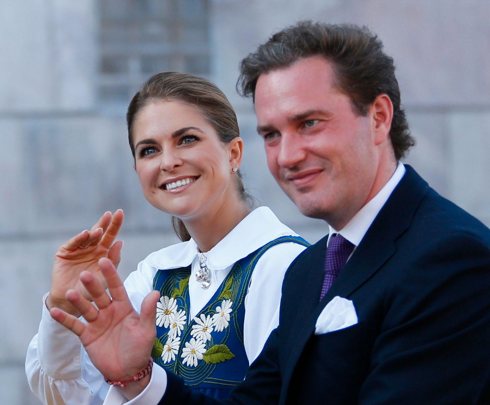 BLIR FORELDRE IGJEN: Madeleine och Christopher O'Neill, her i 2013.