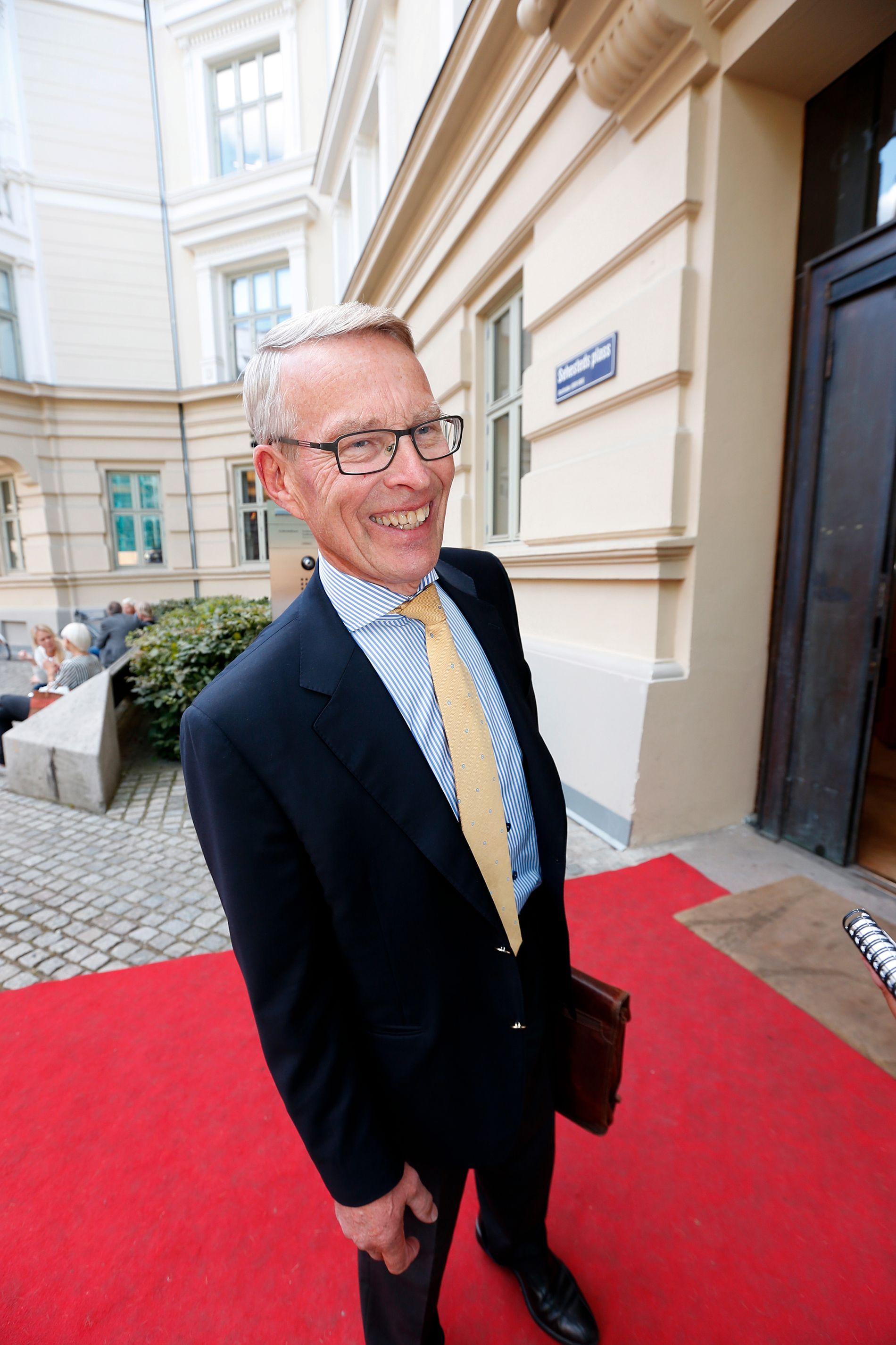 Milliardær og investor Erik Must eier store deler av Gyldendal, som igjen eier Ark bokhandel.