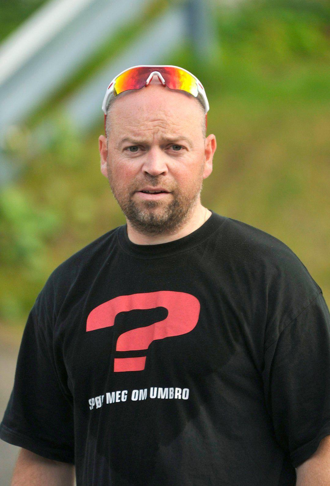 TRAKK SEG SOM LEDER: Trond Olsen fikk nok i januar.