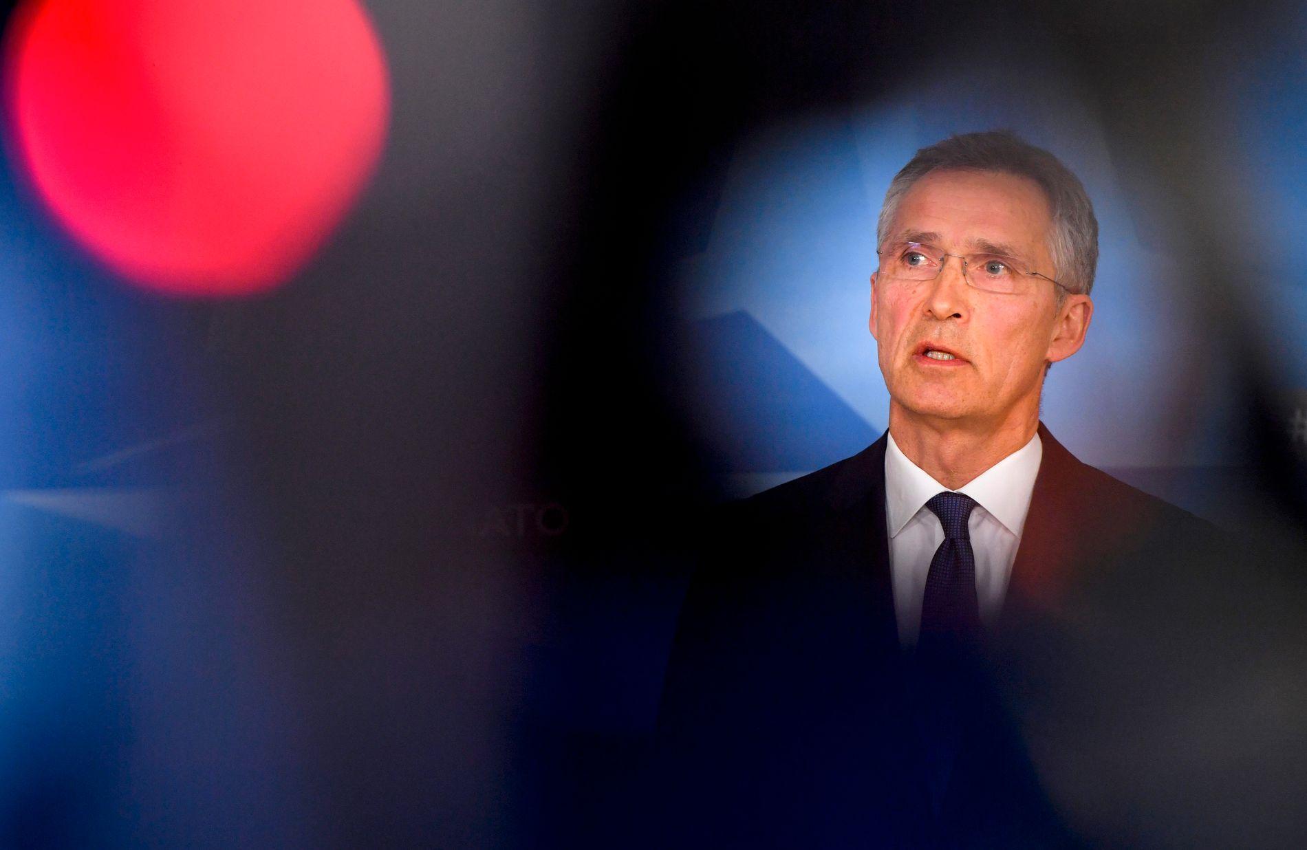 Stoltenberg letter på sløret om hektisk Syria-diplomati