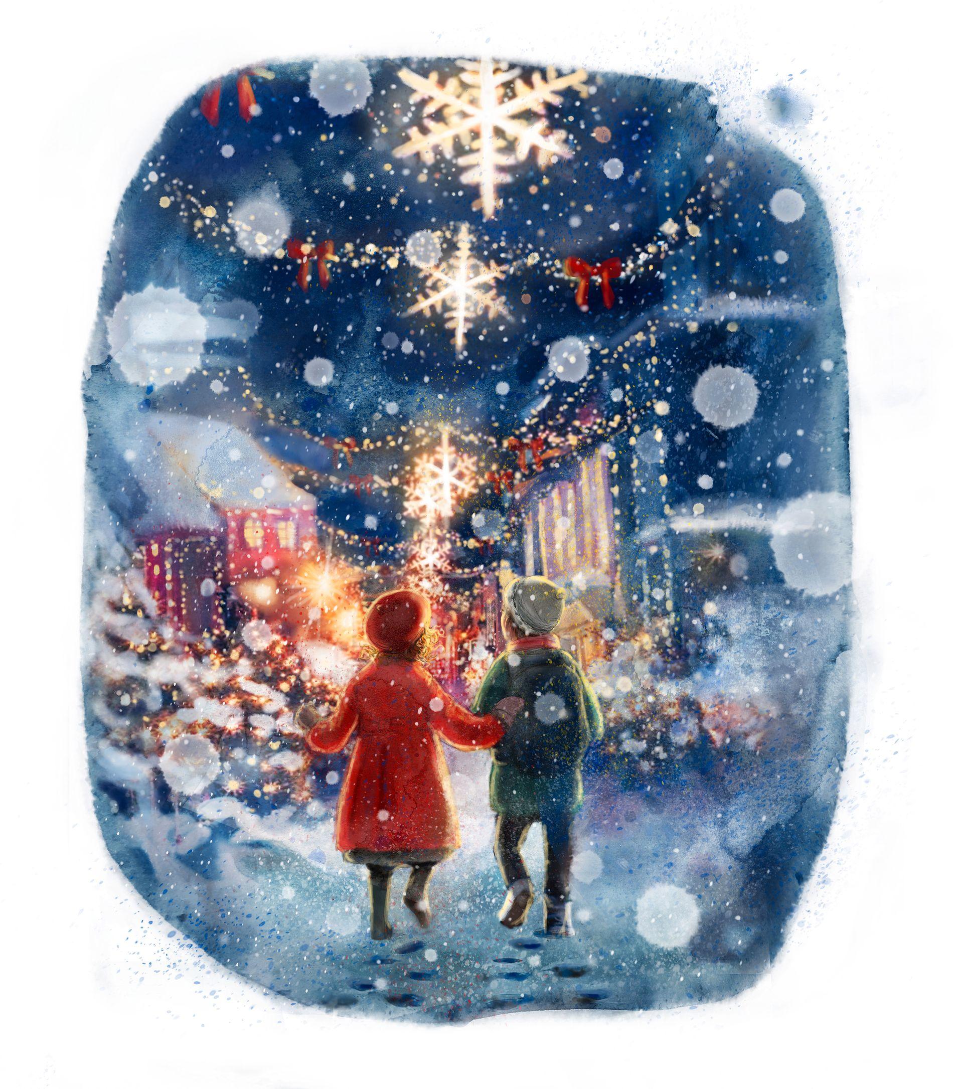 VAKKER: ««Snøsøsteren» er en vakker, stemningsfull og klok bok som inneholder alt hjertet begjærer.» skriver VGs anmelder Kristine Isaksen.