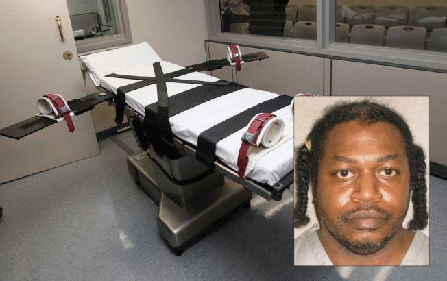 OMSTRIDT: I januar brukte legene 18 minutter på å ta livet av dødsdømte Charles Warner, som ble dømt til døden for å voldtekten og drapet på en baby i 1997.