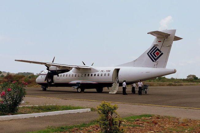 SAVNET: Ifølge Aviation Safety er dette flyet som er savnet. Bildet er tatt i 2008.