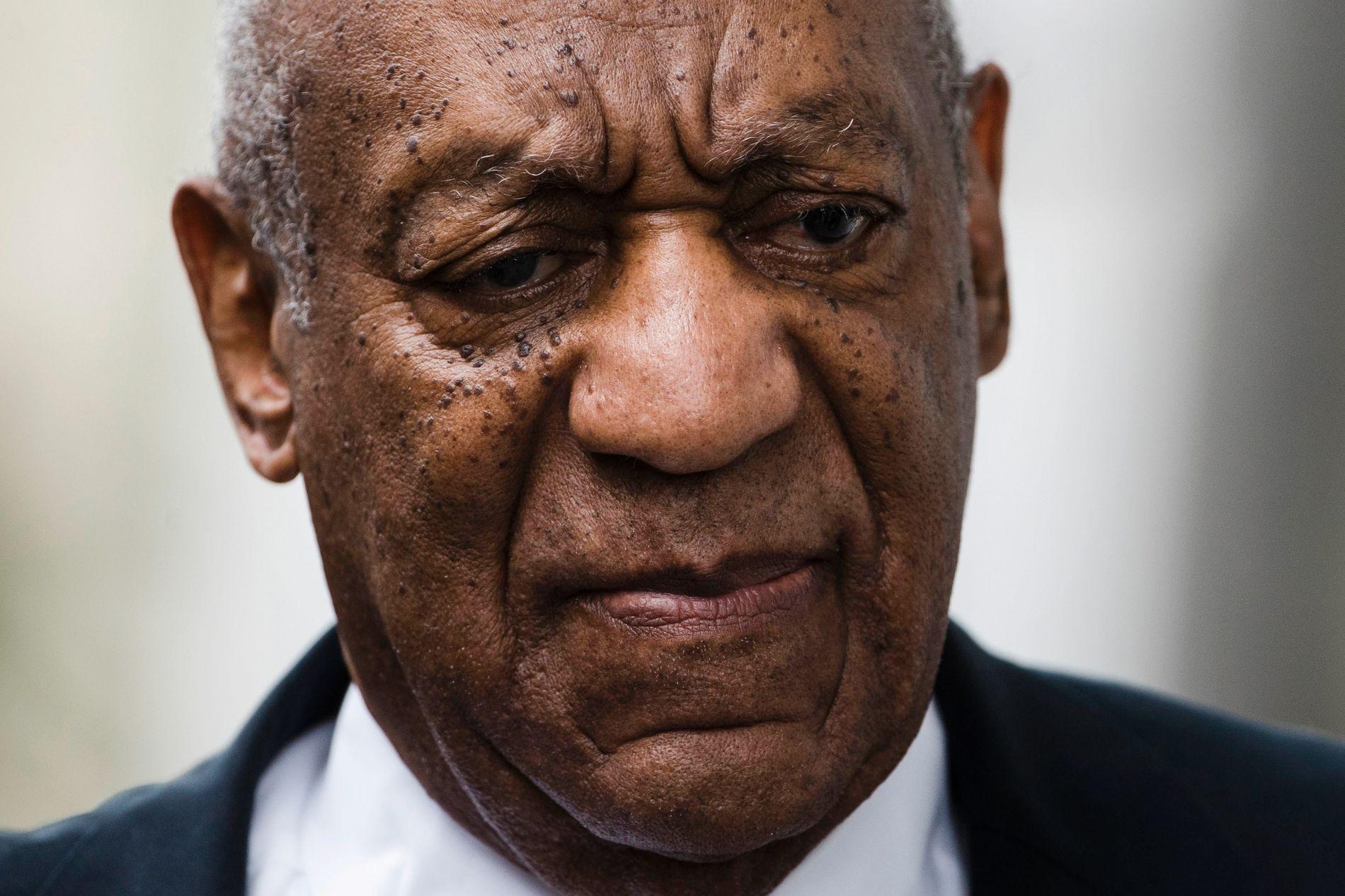 KAN FÅ 30 ÅR I FENGSEL: Bill Cosby (81) får straffen neste uke i Pennsylvania.