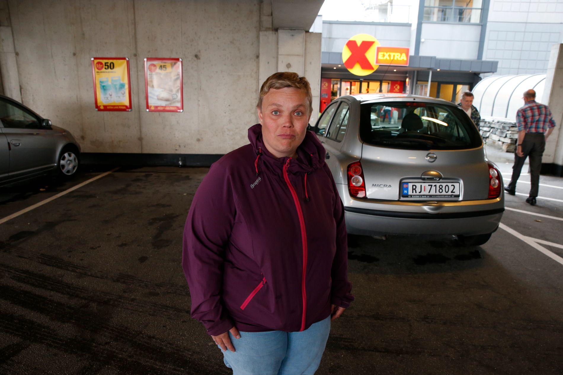 KJENNER FAMILIEN: Therese Lauritsen kjenner Sunnivas familie.