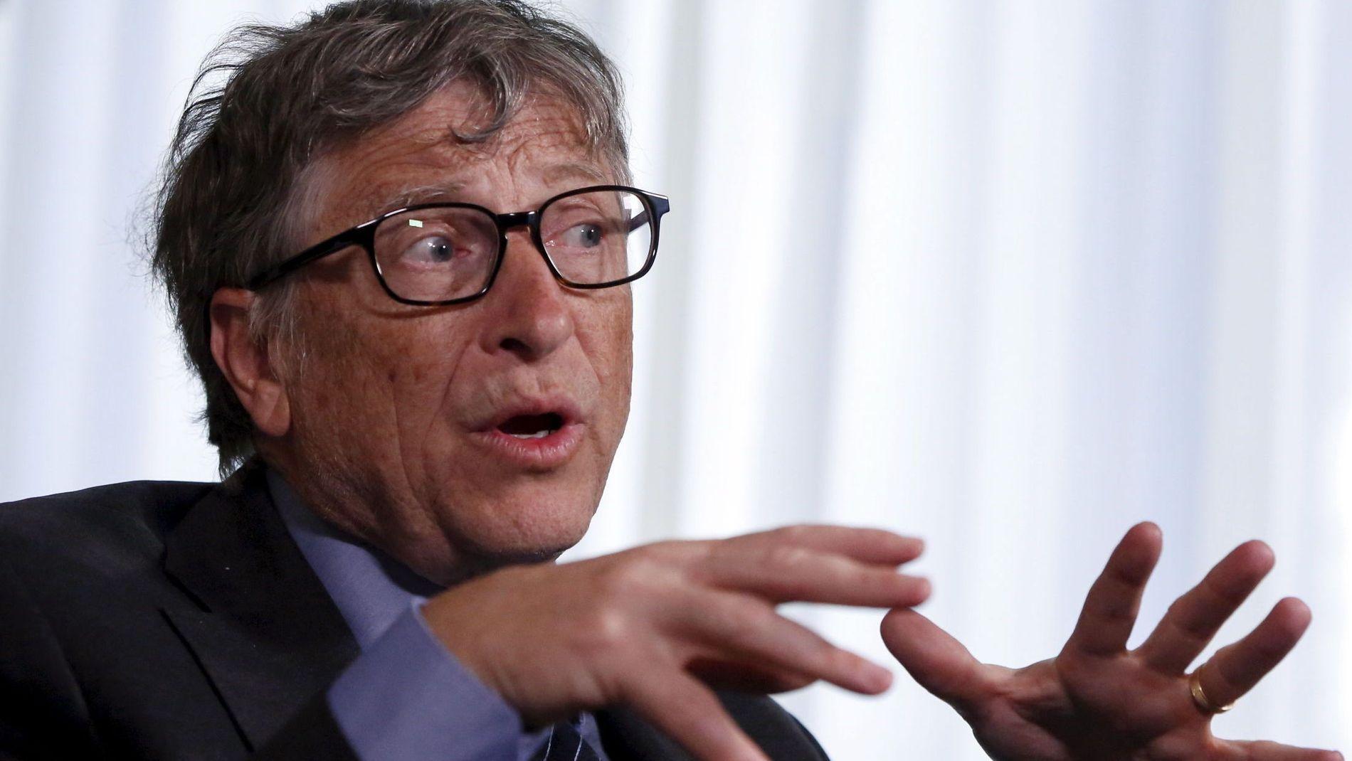 FORTSATT RIKEST AV DE SUPERRIKE: Bill Gates er fortsatt den rikeste mannen på kloden, ifølge Forbes-listen. Han har imidlertid også fått minsket formuen sin det siste året.