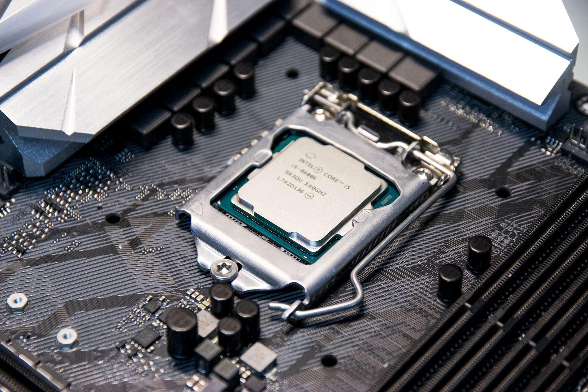 En skikkelig CPU sørger for at hele maskinen kan gjøre oppgavene sine på en god måte.