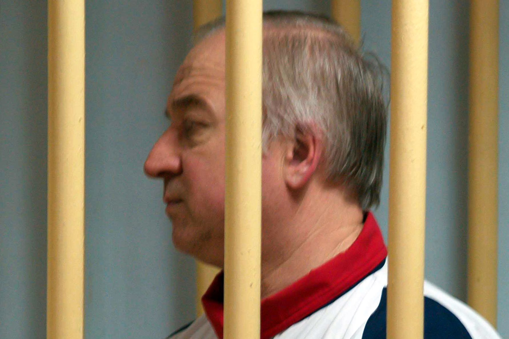 FORGIFTET: Forrige søndag ble den russiske eksspionen Sergej Skripal ble forgiftet av nervemiddelet