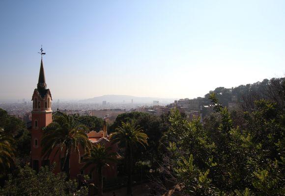 Barcelona – den spanske storbyfavoritten