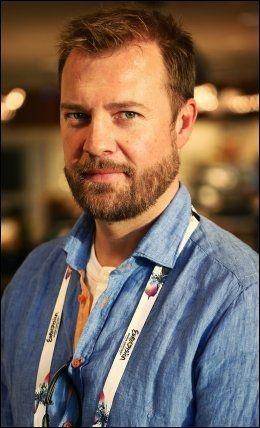 GP-SJEF: Prosjektleder for Melodi Grand Prix i NRK, Stian Malme. Foto: MATTIS SANDBLAD