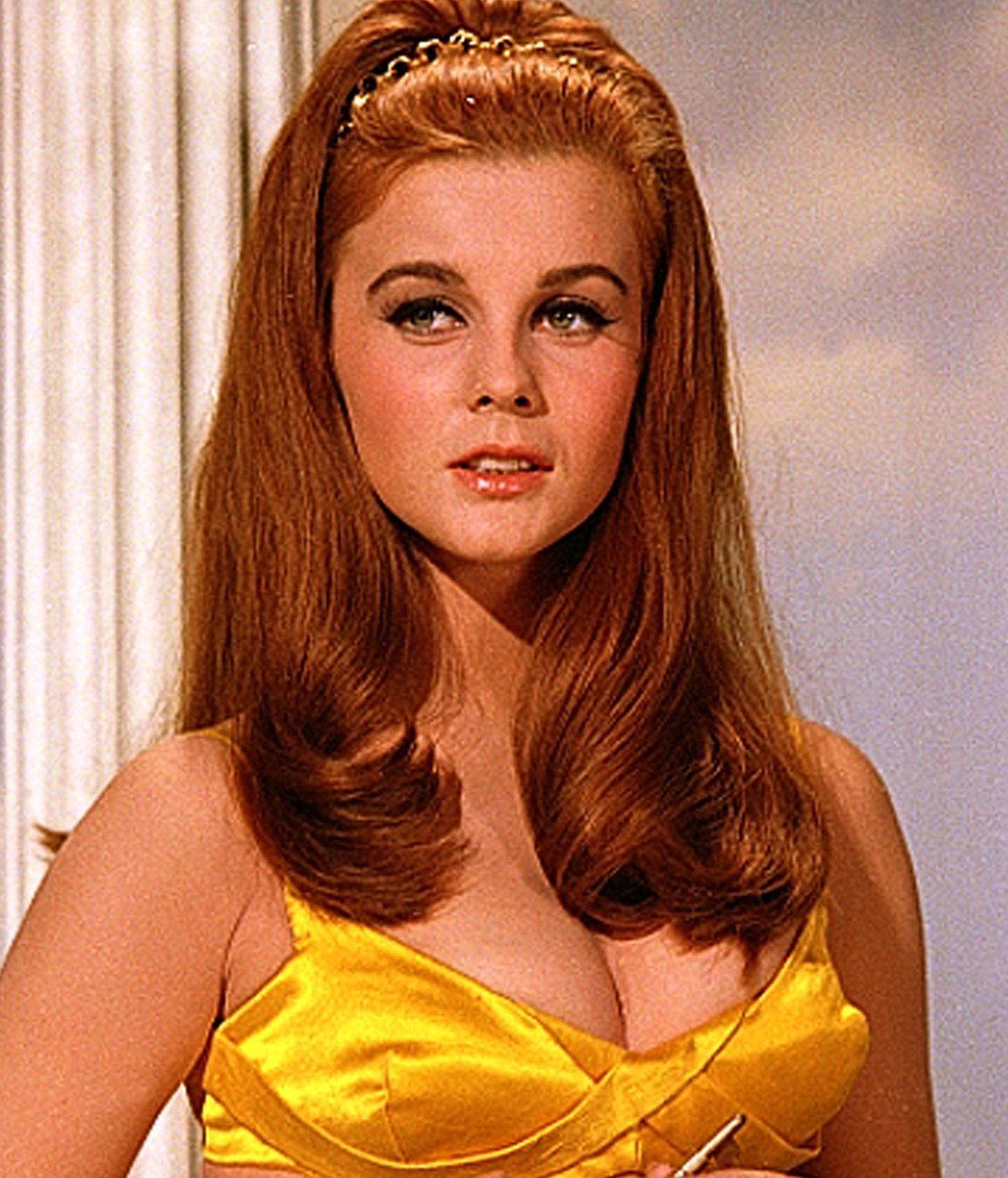 SVENSK STJERNE: Det var denne kvinnen, filmstjernen Ann-Margret, som oppdaget Bo Derek på 70-tallet.