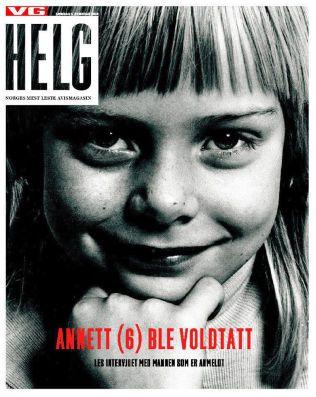 Anett Berntsberg Eck sto frem og fortalte sin historie i VG Helg
