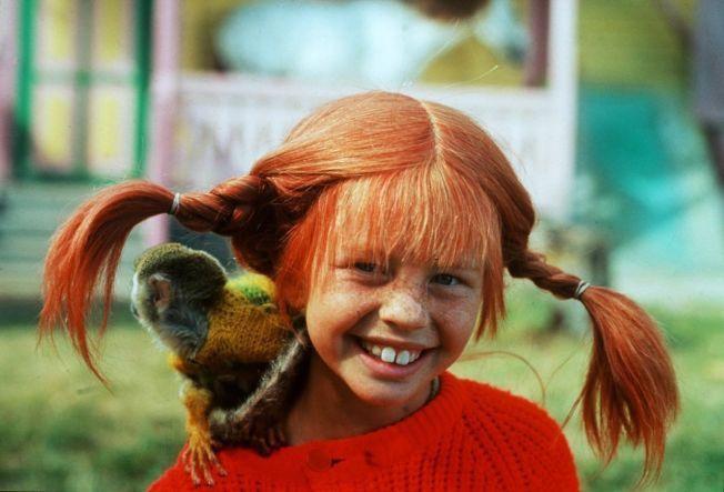POPULÆR: Pippi Langstrømpe er en av Astrid Lindgrens mest folkekjære karakterer.