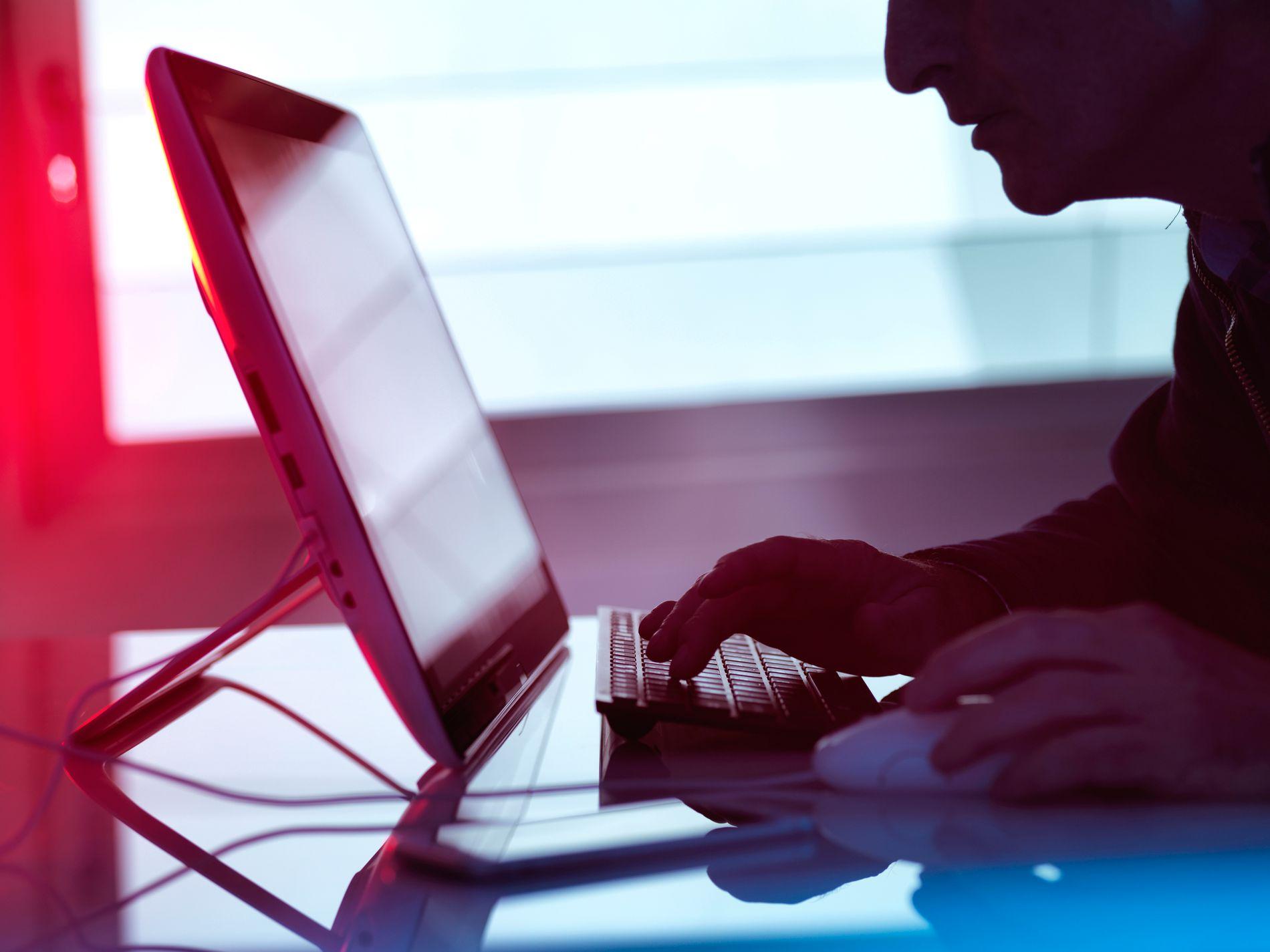 STORT OMFANG: Cyberangrepet skal ha rammet myndigheter og bedrifter over hele verden, ifølge USA og Storbritannia.