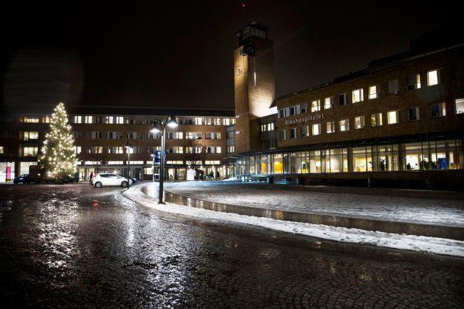 GIKK GALT: Mannen som skulle få det nye hjertet ble operert på Rikshospitalet i Oslo. De er det eneste sykehuset i Norge som utfører organtransplantasjoner.
