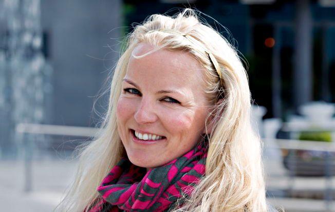 TV-DAME: Guro Fostervold Tvedten, her avbildet i forbindelse med en VG-reportasje i 2012.