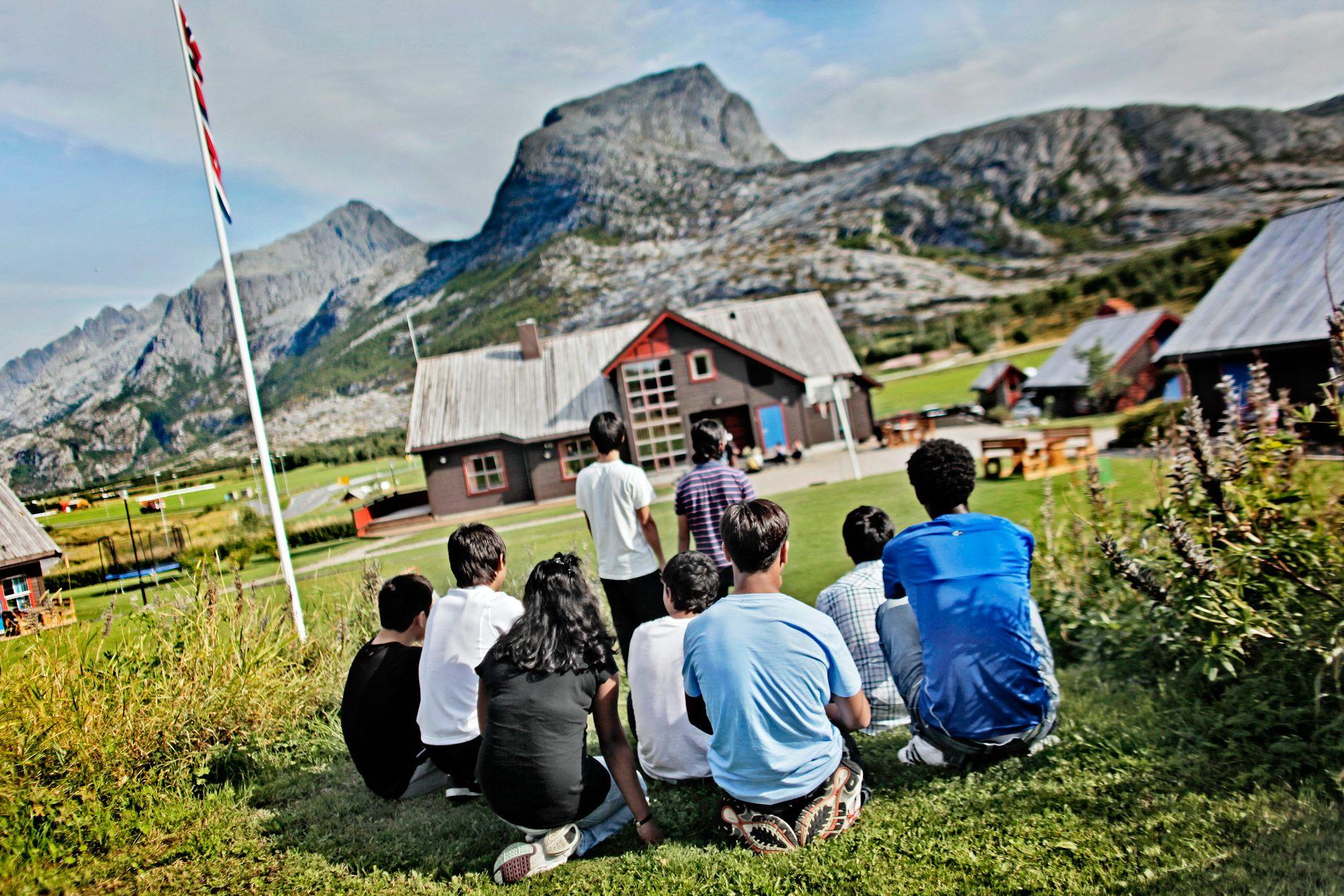 LØNNSOMT: – Et bedre omsorgstilbud til enslige flyktningbarn over 15 år vil ikke bare forhindre at Norge bryter barnekonvensjon, det vil antakelig også være lønnsomt på sikt i et helhetlig samfunnsperspektiv, skriver kronikkforfatterne.