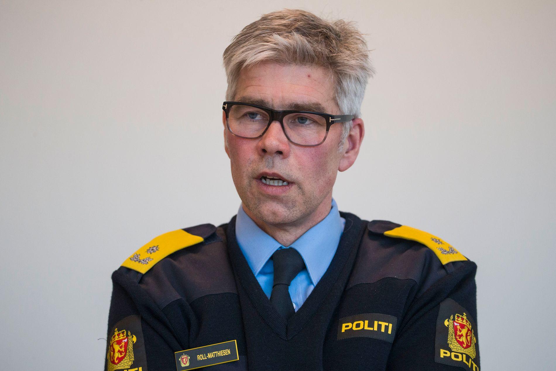 FEIL: Avdelingsdirektør Atle Roll-Matthiesen i Politidirektoratet bekrefter at det er gjort «mange feil» i forbindelse med prosjektet.