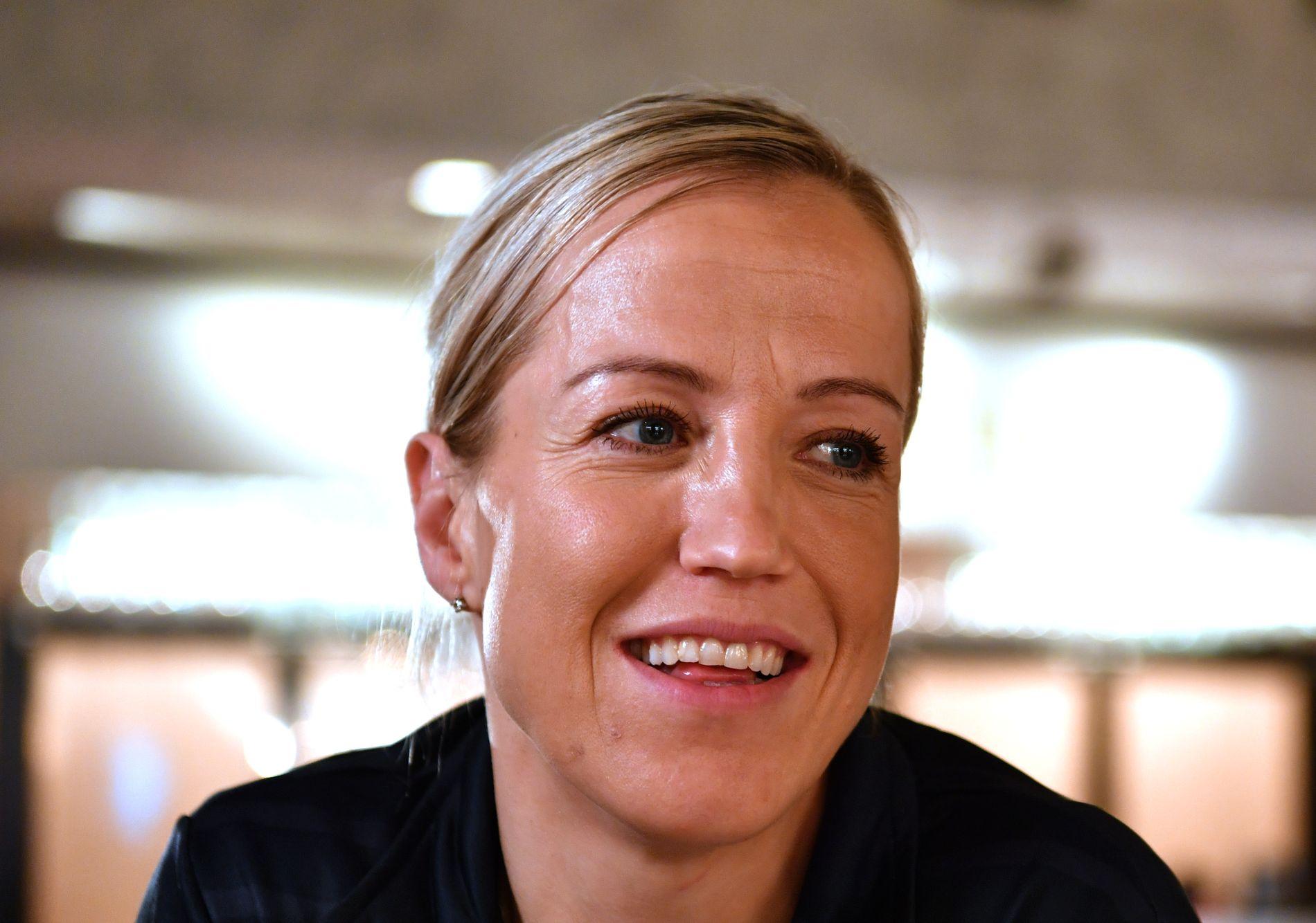 BLIR I STORHAMAR: Det er ikke aktuelt for Heidi Løke å returnere til Ungarn.