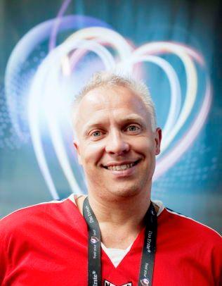 SAVNER DELFINALENE: Morten Thomassen, leder i Grand Prix-klubben. Foto: NTB SCANPIX