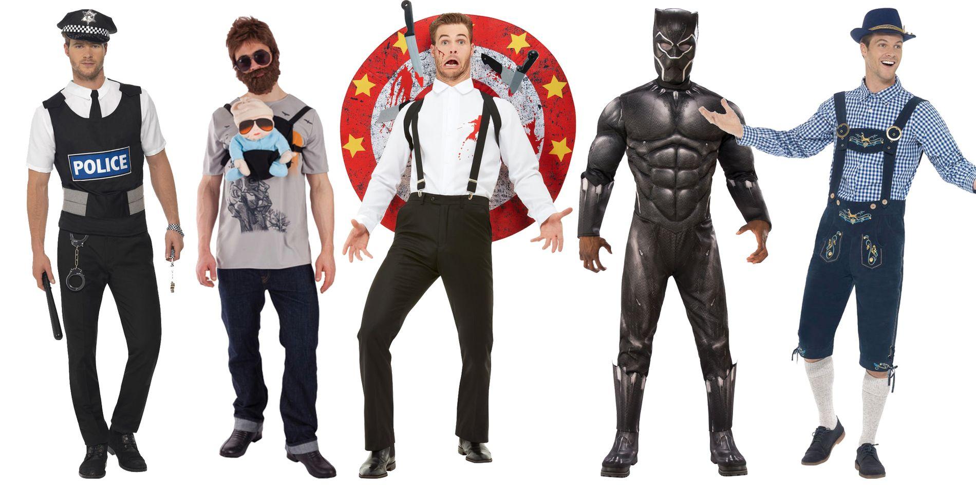 Her finner du kostymer og tilbehør for både voksne og barn