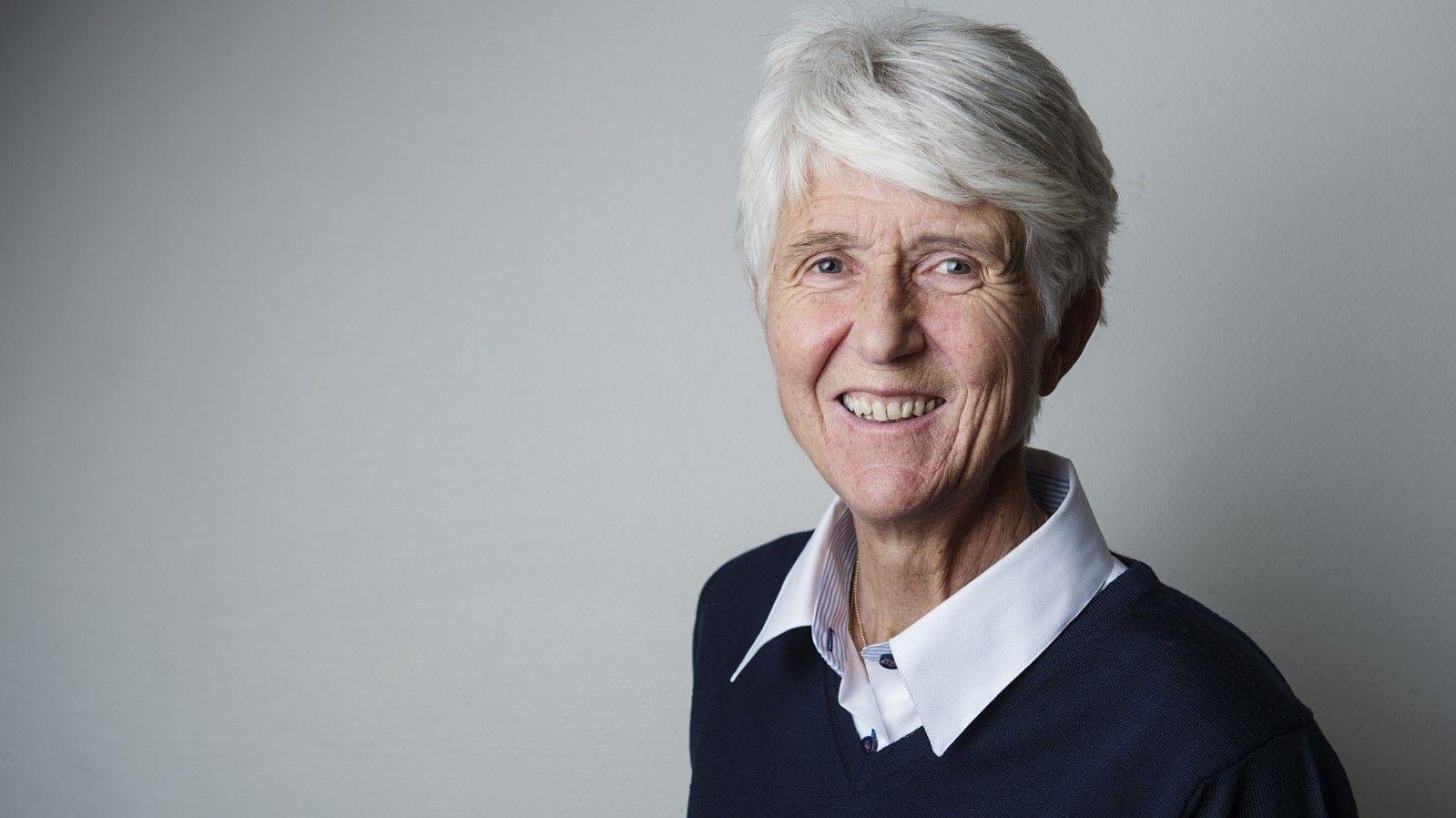 PRESIDENT: Marit Wiig leder golfforbundet. Hun er blant flere som reagerer på pengeforbruket til Norges Idrettsforbund.