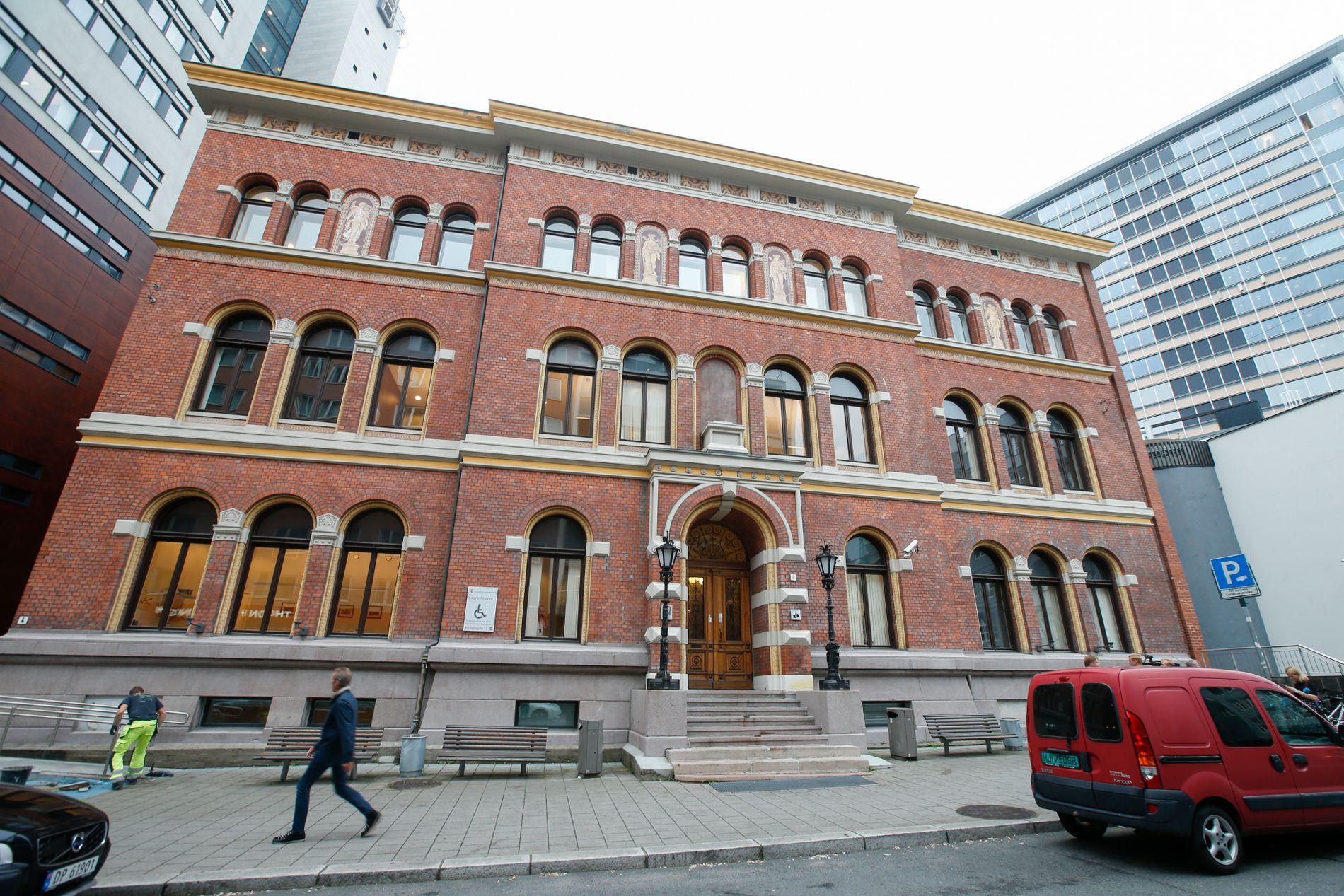 DØMT: Borgarting lagmannsrett dømte den 27 år gamle mannen til tolv års fengsel for overgrep.