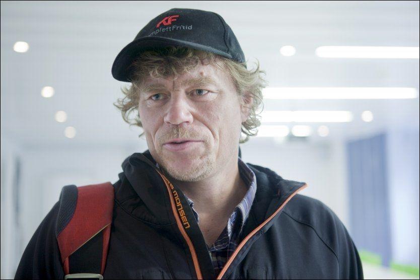 LANGER UT: Lars Monsen sier han må dra til Tyskland for å få den hjelpen han trenger. Foto: JAVAD PARSA