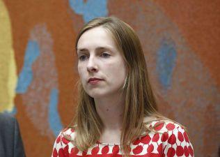 VIKTIG ARBEID: Iselin Nybø fra Venstre synes det er bra om KrF bringer opp temaet i budsjettforhandlingene til høsten.