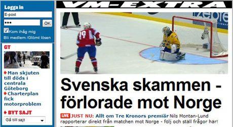 hockey live norge