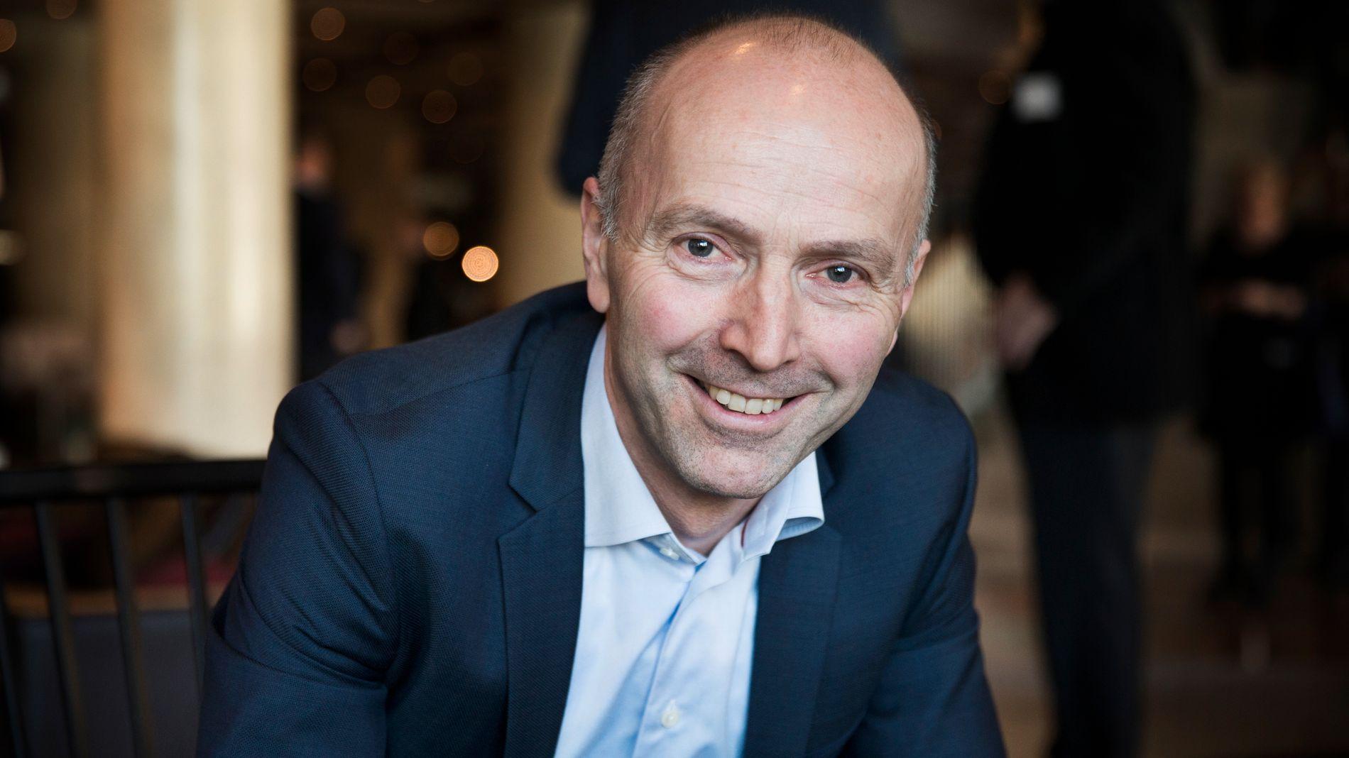 KUTTER RENTEN: Administrerende direktør i BN Bank, Gunnar Hovland.