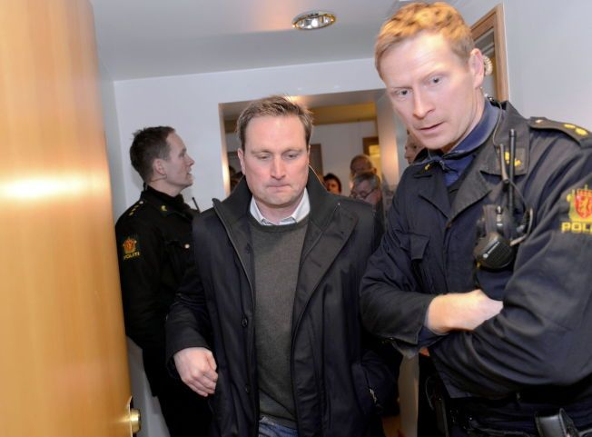 LØSLATES: Høyesterett avgjorde torsdag at Kjell Alrich Schumann kan prøveløslates. 48-åringen er dømt for Nokas-ranet og drapet på politimannen Arne Sigve Klungland. Her avbildet da han begjærte seg løslatt i tingretten .