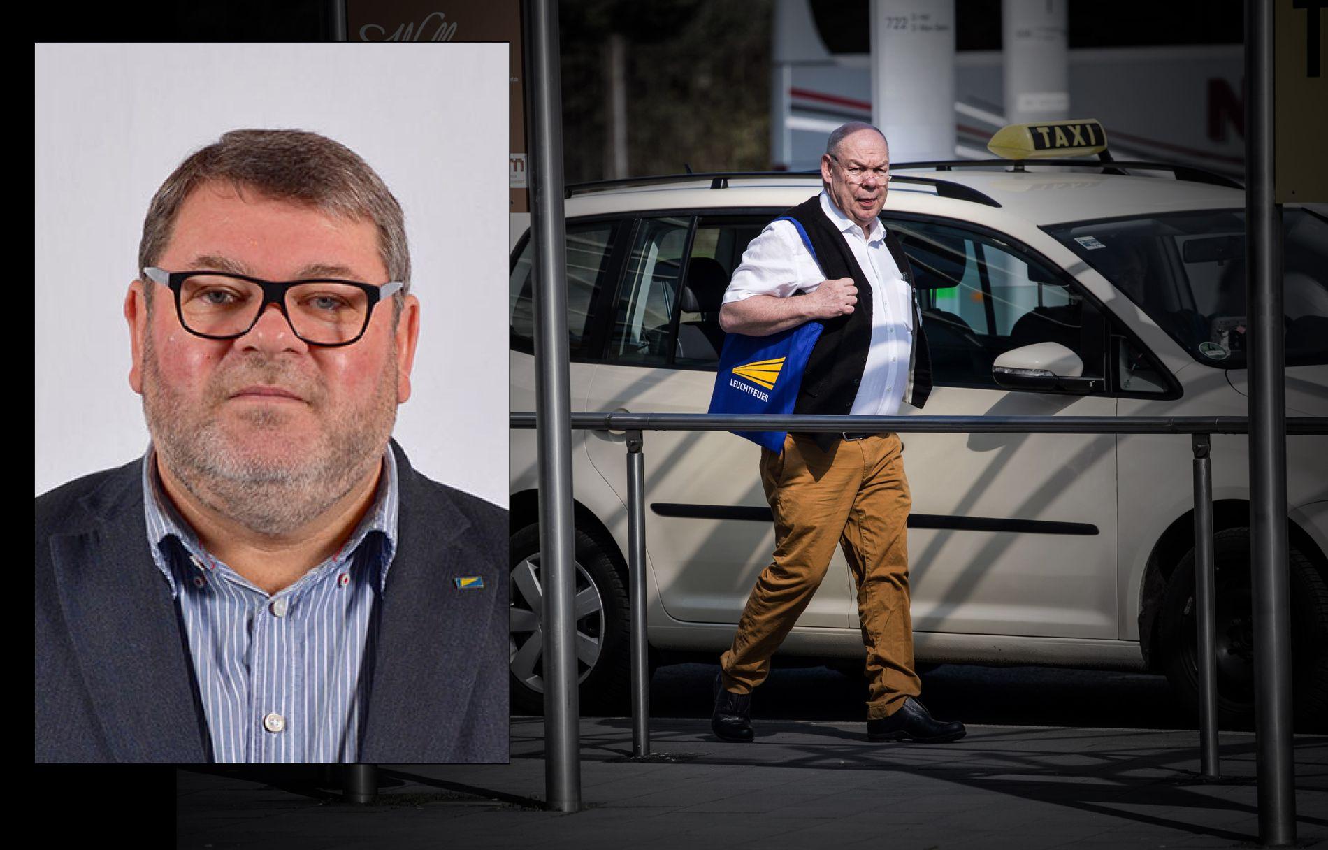 SNAKKER UT: Kjell Hauge har vært sentral i ledelsen i den private ideelle barnevernsstiftelsen Fyrlykta.