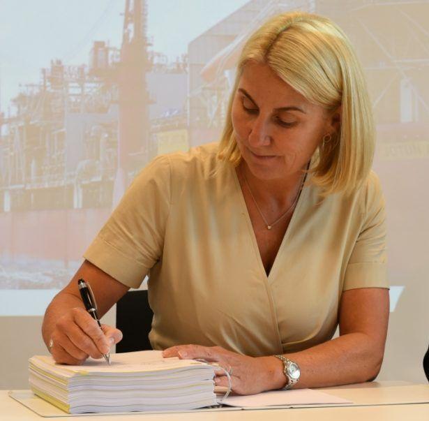 Konsernsjef Kristin Kragseth i Vår Energi har selv jobbet i Exxon i 27 år.