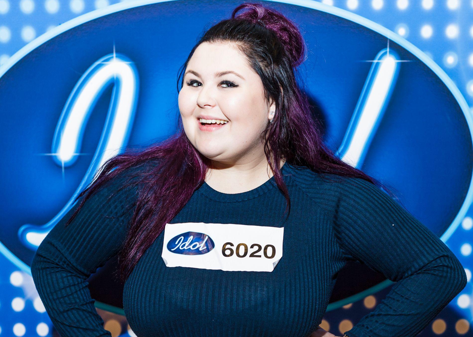FAVORITT: Julie Stokke har vært blant favorittene helt fra auditionrundene.
