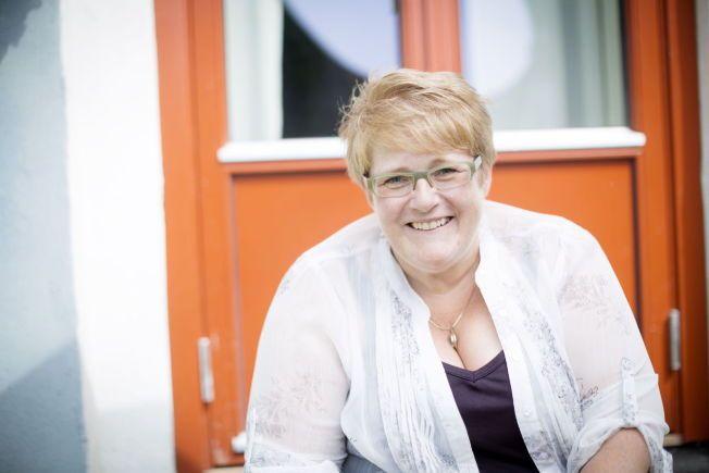 LØSNER PÅ KRAVENE: Venstre-leder Trine Skei Grande skal selv inn i forhandlingene etter at de ble flyttet opp på parlamentarisk leder-nivå.
