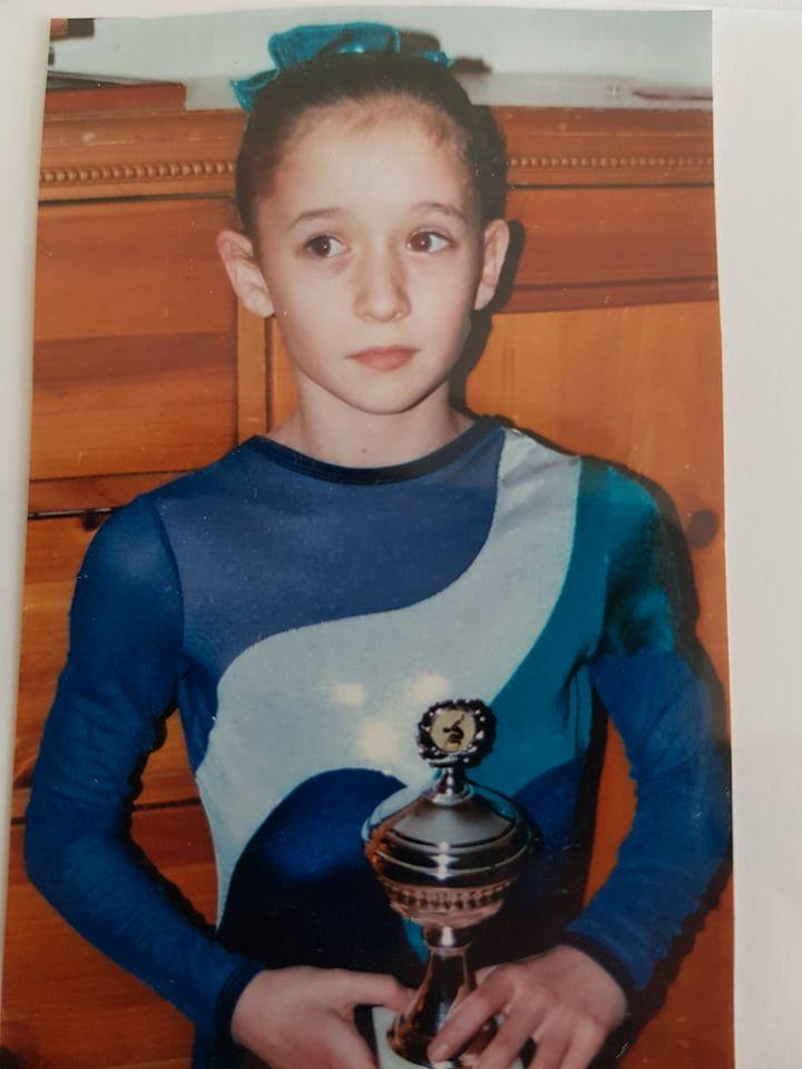 NM-SEIER: 11 år gammel var Alexandra King på Asker-laget som vant NM-gull i Stavanger.