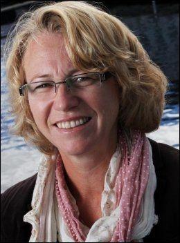 BEKYMRET: Hege Lundin Kuhle, leder i Stiftelsen Organdonasjon. Foto: STIFTELSEN ORGANDONASJON