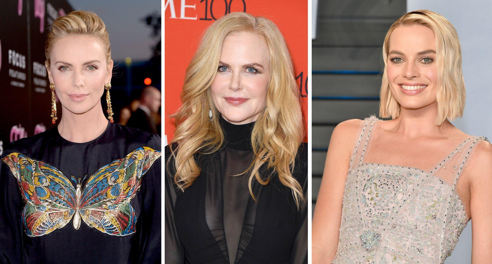 STJERNELAG: Charlize Theron, Nicole Kidman og Margot Robbie er alle aktuelle i filmen om kvinnene som tok et oppgjør med den mannssjåvinistiske kulturen i FOX News.