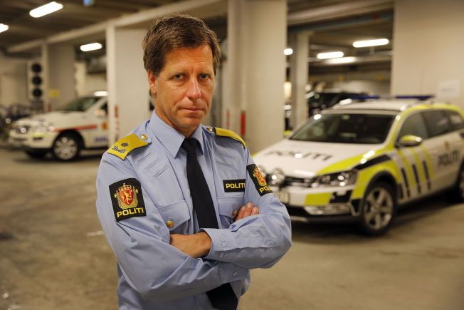 GA BESKJED: Det var visepolitimester Gunnar Fløystad som i en mail 10. mars 2014 ga beskjed om at Robin Schaefer ikke måtte handle i saken. Robin handlet likevel.