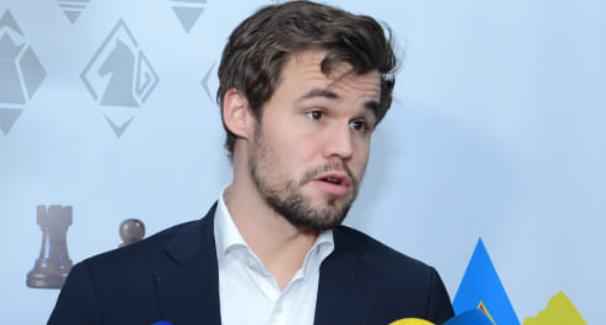 STORSPILLER: Magnus Carlsen.
