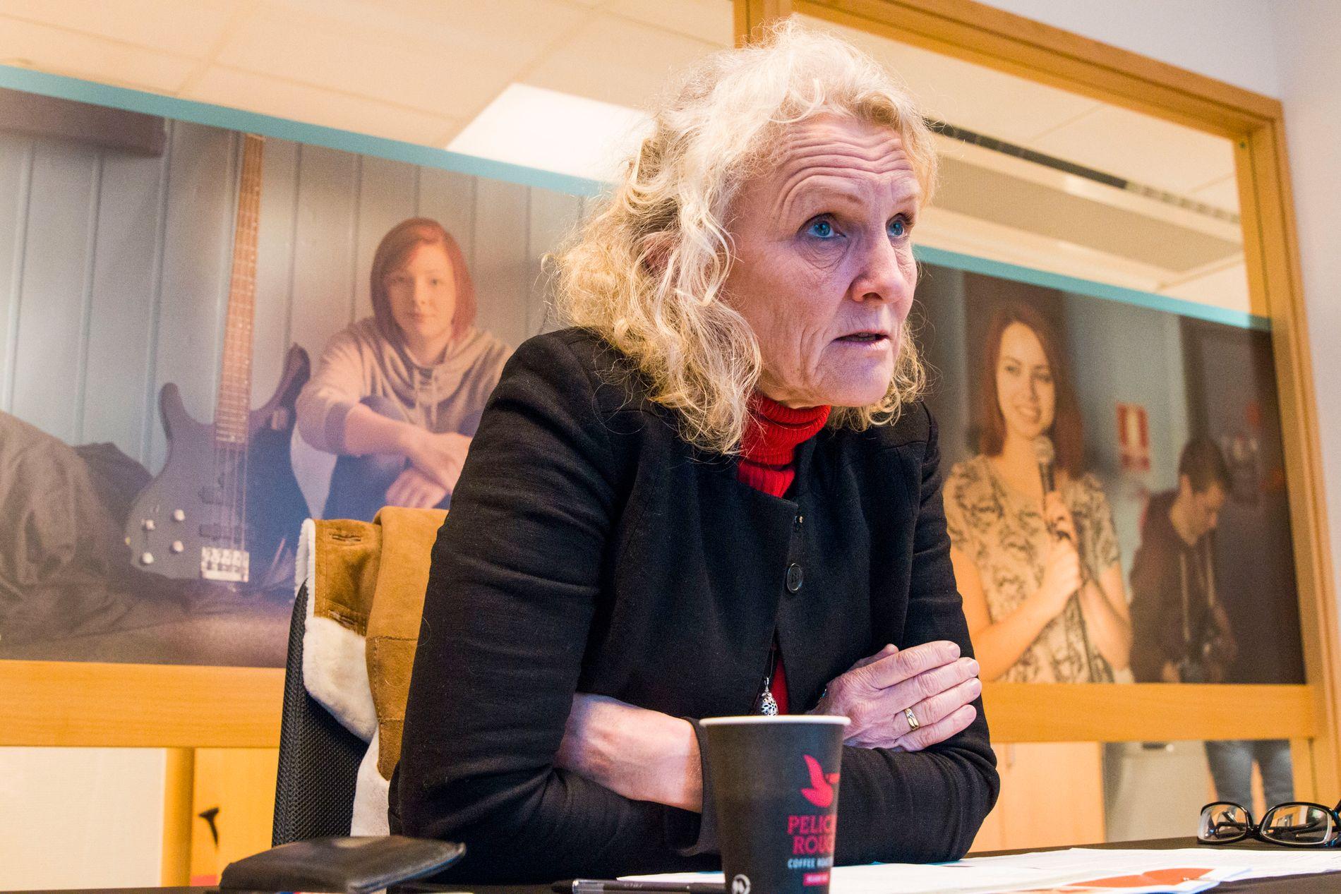 DIREKTØR: Mari Trommald i Barne,- ungdoms- og familiedirektoratet.