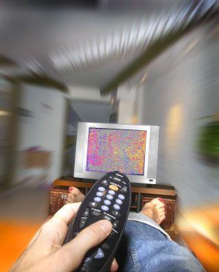 BARE VANLIG TV: Enn så lenge er det kun tradisjonell TV-titting som teller i målingene, og ikke nett-TV.