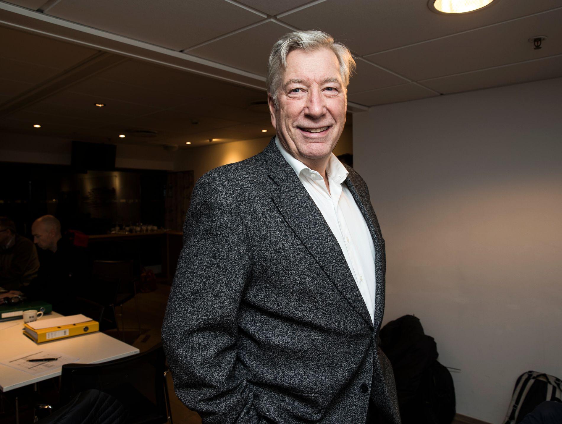 BEKLAGER: Sigbjørn Johnsen er fylkesmann i Hedmark.