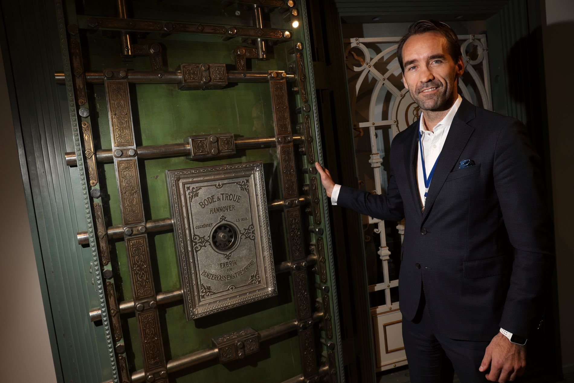 14df1d9e7 Bankleder om fremtiden: Behovet for banker som mellomledd kan forsvinne