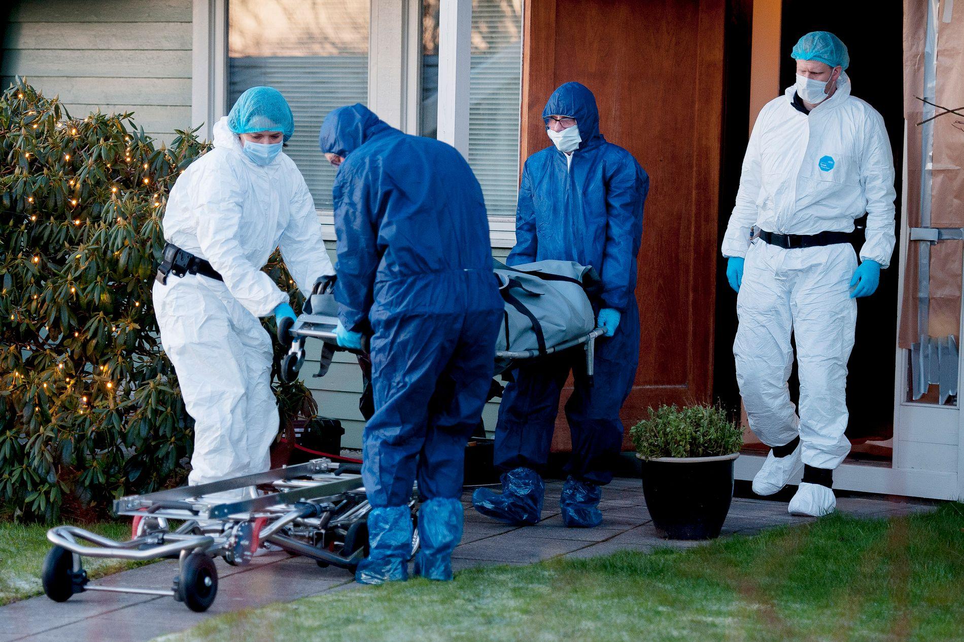 DREPT: En mann i 20-årene er siktet for drap etter at en mann ble funnet død på en privat adresse i Sandnes i Rogaland søndag morgen.