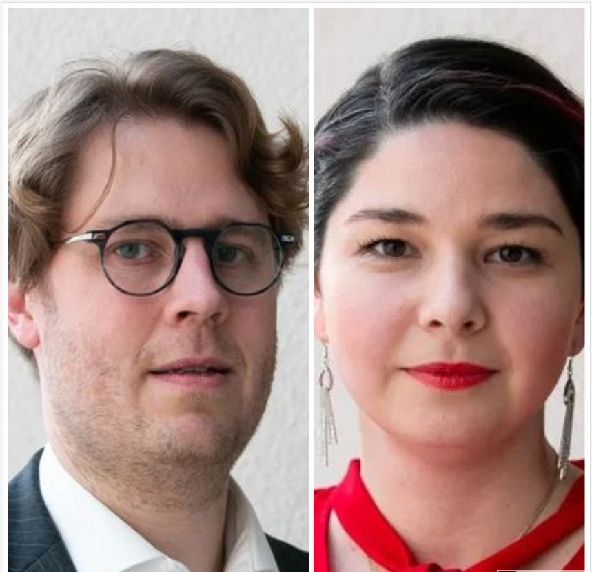 Nicolai Strøm-Olsen, Maria Amelie