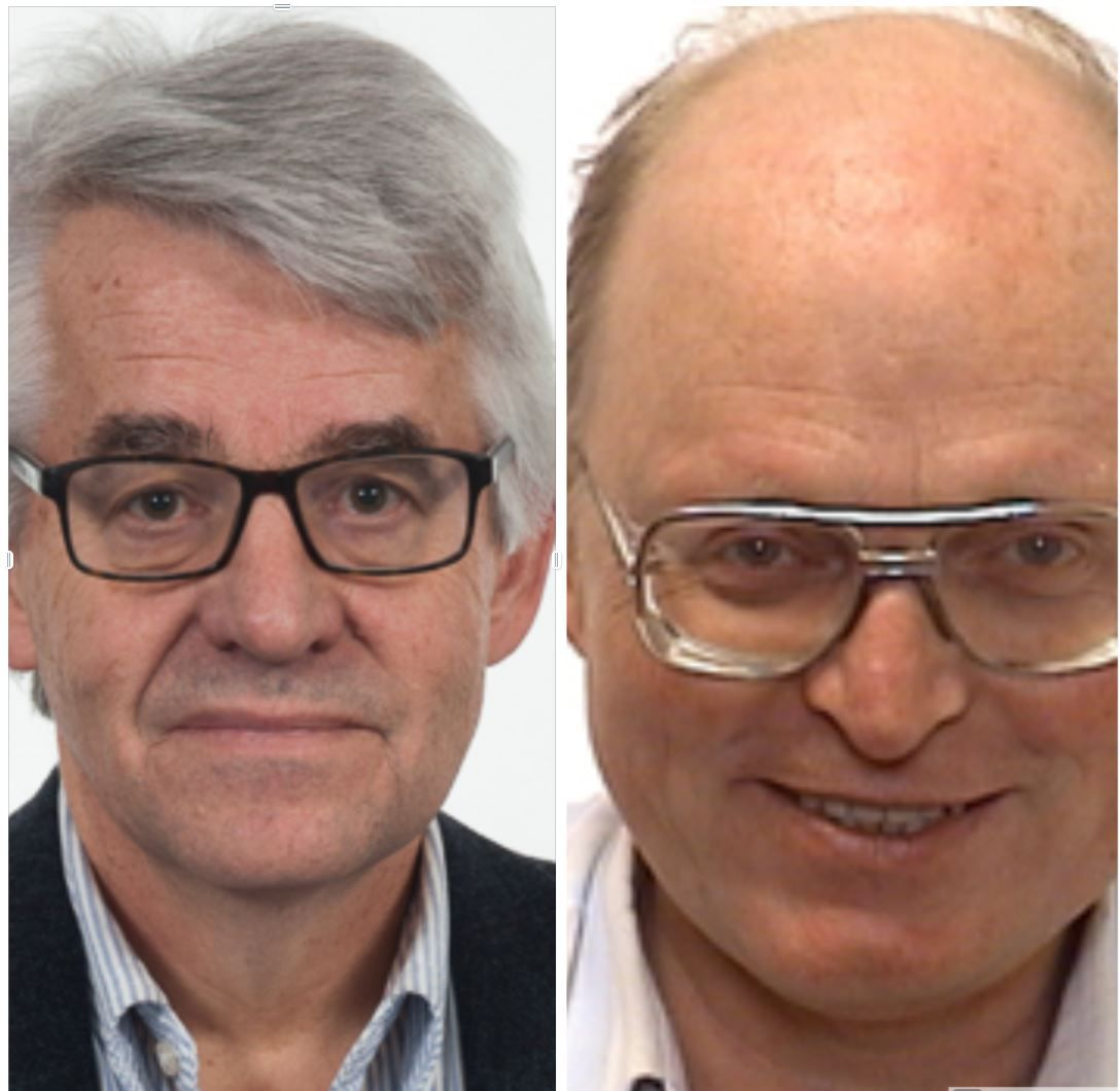 Karl A. Almås og Kjell D. Josefsen