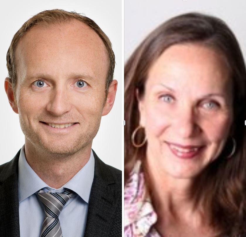 Thor Arne Wullum og Svanaug Bergland